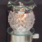 Night light Fragrance Oil Tart Diffuser w/ 1/2 oz Oil -35