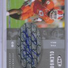 2006 SAGE HIT Autographs Blue Tye Hill #8