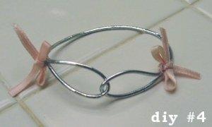 Silver Loop-De-Loop Bracelet