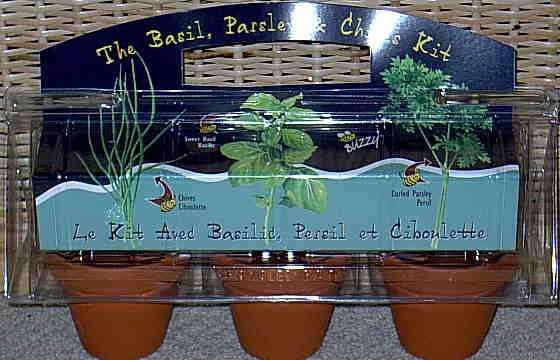 Herb Starter Kit