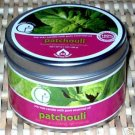 Patchouli Aromatherapy Soy Candle