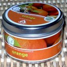 Orange Aromatherapy Soy Candle