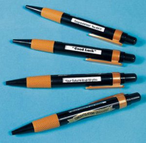 Graduation Message Pens Dozen