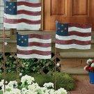 Flag Yard Stakes
