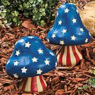 Patriotic Mushrooms