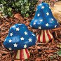 Patriotic Mushrooms