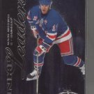 Mark Messier '01 UD Heroes NHL Leaders Card