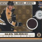 Glen Murray '04 Pacific Prism Jerseys