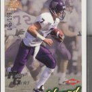 Brock Huard ROOKIE HoloGold Pacific Paramount
