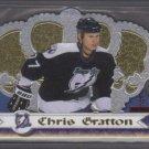 Chris Gratton 99-00 Crown Royale LTD. Series 35/99