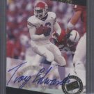 Troy Edwards '99 Press Pass Autographs