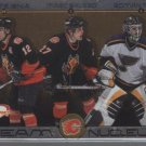 Calgary Flames 2002 Atomic Team Nucleus Card