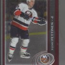 Tomi Pettinen '03 Topps Chrome ROOKIE Card