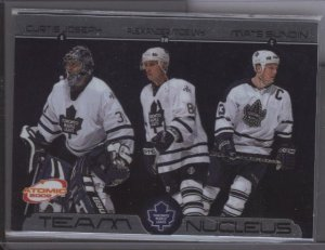 Toronto Maple Leafs Atomic TEAM NUCLEUS Card