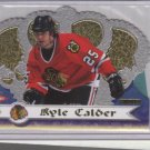 Kyle Calder '00 Crown Royale ROOKIE #d 303/450