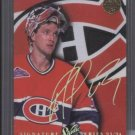 Patrick Roy '94 Leaf Studio Signature Card
