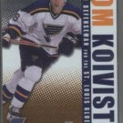 Tom Koivisto '03 Vanguard Rookie #d