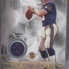 Trent Dilfer and Tony Banks 2001 Titanium Double Sided