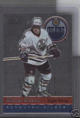 Michel Riesen Topps Heritage Chrome Rookie Card 309/555