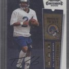 Trung Candidate '00 Playoff Contenders Rookie Autograph
