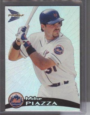 Mike Piazza 1999 Prism Card
