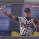 Chipper Jones 1992 UD Minor P.O.Y. Card