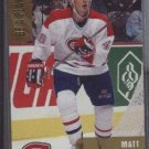 Matt Higgins BAP GOLD card #d 064/100