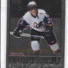 Sheldon Keefe Topps Chrome Rookie Card
