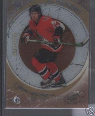 Andrej Meszaros '06 UD Ice Rookie #d 0252/1999