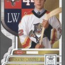 Gregory Campbell '04 Crown Royale Rookie Card