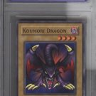 YU-GI-OH Koumori Dragon - Dark Graded 10 GemMINT NR