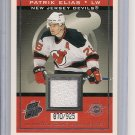 Patrik Elias '04 Quest for the Cup Jersey Card