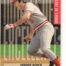 Johnny Bench 2001 Topps HD Images of Excellence