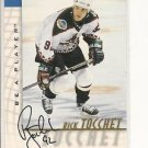 Rick Tocchet 1998 Pinnacle BAP Autograph