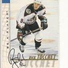Rick Tocchet 1998 Pinnacle BAP Autograph