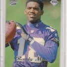 Randy Moss 1998 C.E. 1st Place Rookie Record Setter