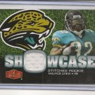 Maurice Jones-Drew 06 Flair Showcase Stiches Rookie Jer