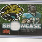 Maurice Drew-Jones '06 Flair Showcase Stiches Jersey