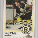 Terry O'Reilly '03 Fleer Throwbacks GOLD Card