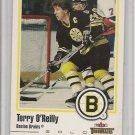 Terry O'Reilly '03 Fleer Throwbacks GOLD Card