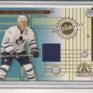Mats Sundin '02 Pacific Adrenaline Game Used Jersey