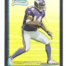 Nate Burleson '03 Bowman Chrome Rookie
