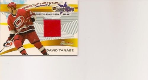 David Tanabe '01-'02 Bowman Fabric of the Future