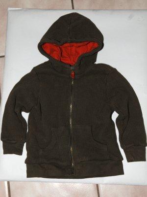 Old Navy Lined Sweatshirt Hoodie Hooded Jacket sz 4T