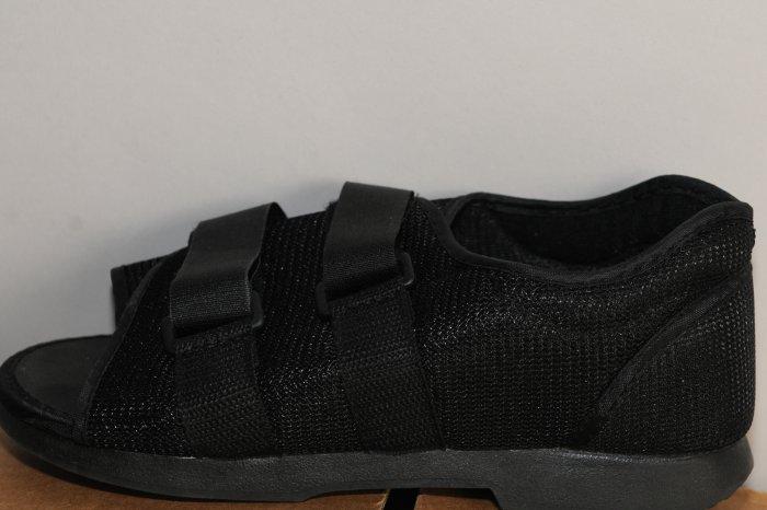 Post Op Shoe In Stores