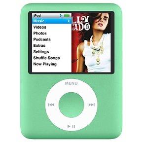 iPod nano 8GB Green - Apple Certified Refurbished