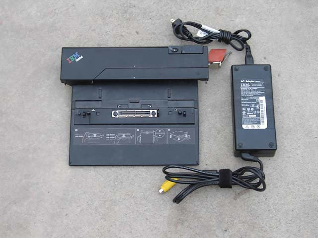 Thinkpad Port Replicator II
