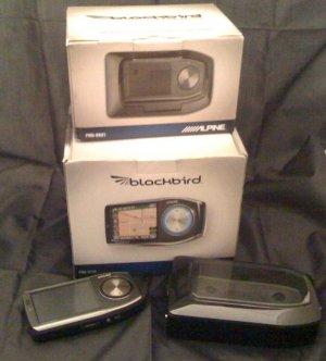 Used Alpine Blackbird PMD-B100 and AV interface PMD-DOK1