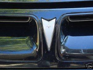 99-02 Pontiac Grand Am front arrow overlay vinyl decal decals