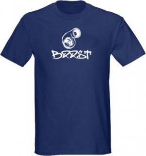 Turbo Spool Boost T shirt SRT STi Evo Cobalt 350z 300zx Supra